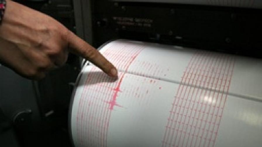 Земетресение 4,9 по Рихтер разтърси Северна Италия