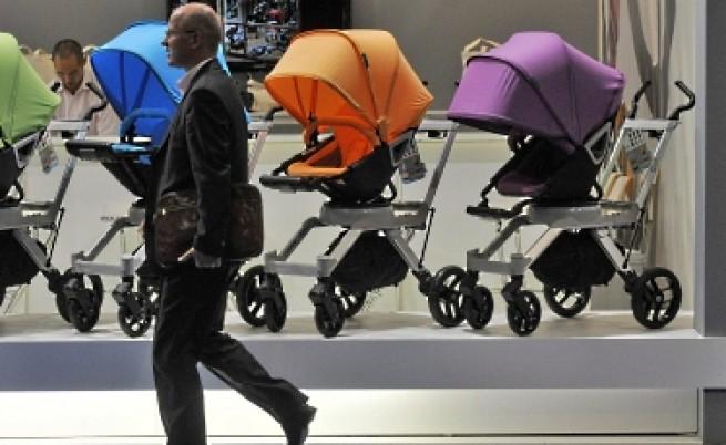 Турция: Над милион бебета за една година