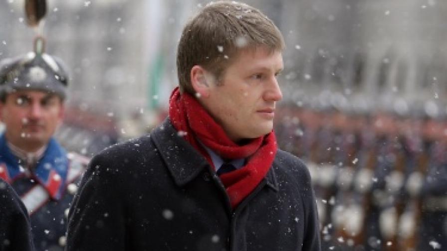 Новият посланик на Великобритания у нас Джонатан Алън връчи акредитивните си писма на президента Росен Плевнелиев