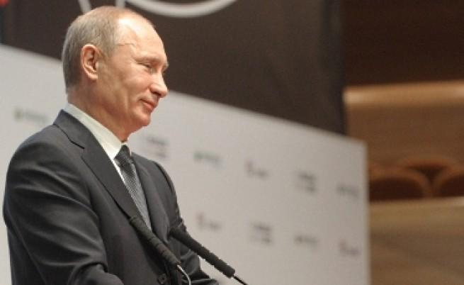 Путин залага