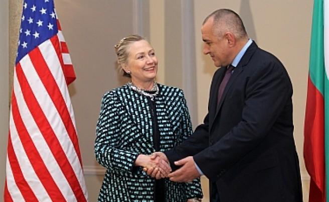 Клинтън: Обещавам, че САЩ ще са винаги с българския народ
