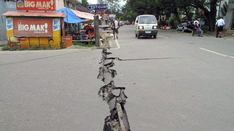 Жертви след 6,8 по Рихтер на Филипините