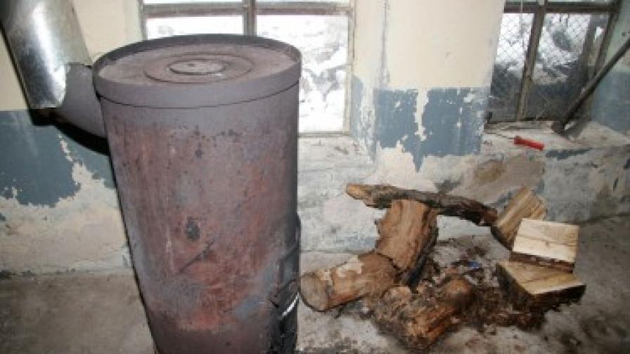 Вадят резерва от дърва за огрев