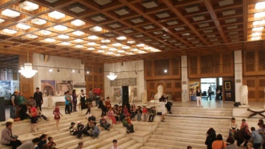 Ценна книга на старобългарски автор постъпи в НИМ