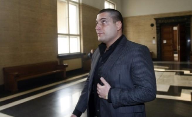 Две години условно за Красьо Черния