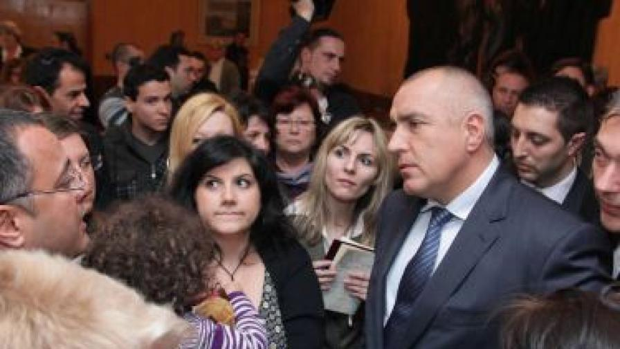 Борисов в Тунис: Имате уникален шанс да се учите от грешките на другите