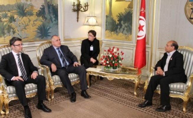 Ще помагаме на Тунис за нова конституция