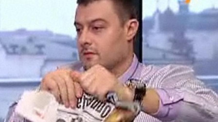СЕМ: Бареков не е нарушил Закона за радио и телевизия