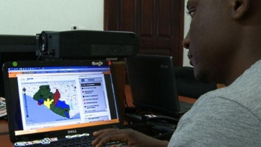 Кораб повреди интернет достъпа в цяла Източна Африка