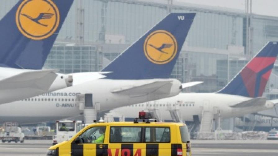 Съд към авиодиспечери: Не може да стачкувате