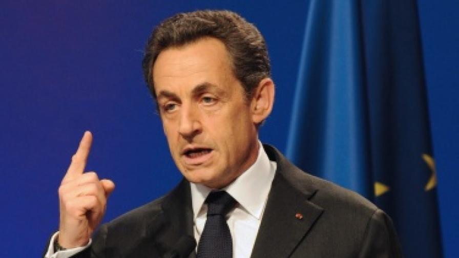 Саркози: Има твърде много чужденци във Франция