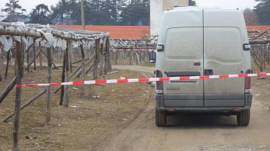 Турски бизнесмен е убит край Гоце Делчев