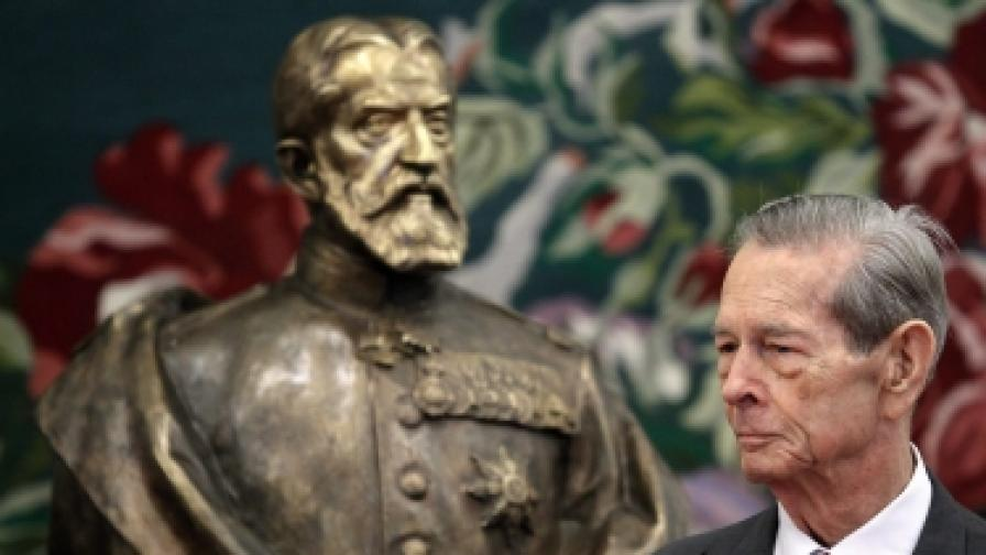 Интрига с кралски имоти и в Румъния