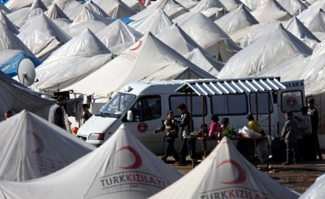 Жертвите на конфликта в Сирия вече са над 9000