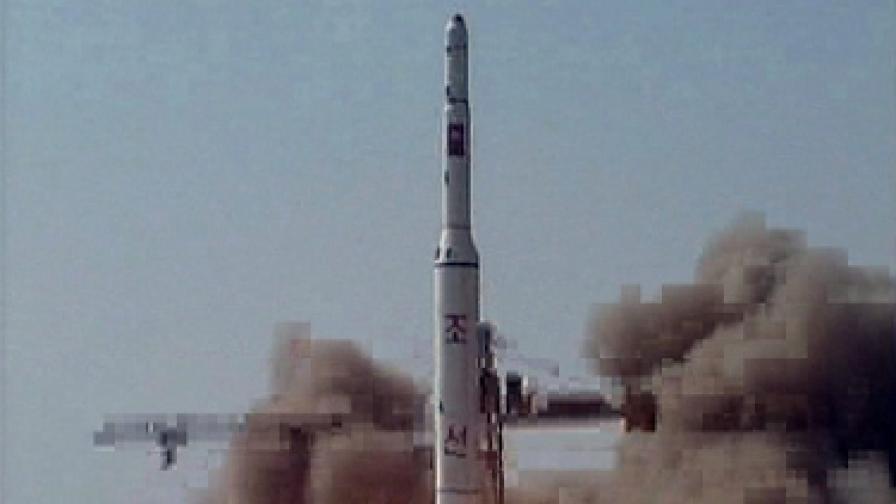КНДР отново провокира, ще изстрелва сателит