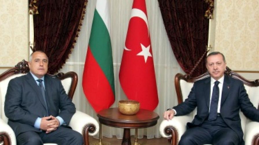 Борисов: Ще изградим газова връзка с Турция