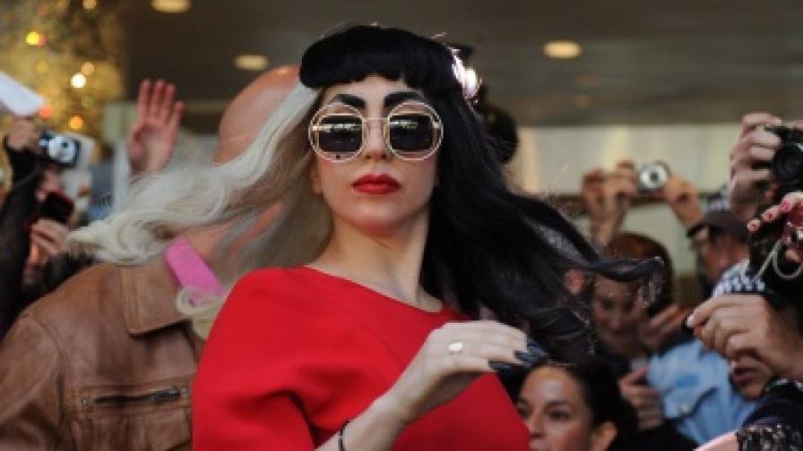 БФС освободи националния стадион за Лейди Гага
