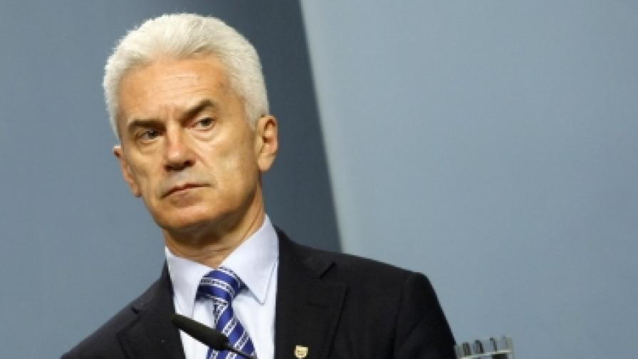 Волен Сидеров: Искаме минимална заплата 1000 лв.