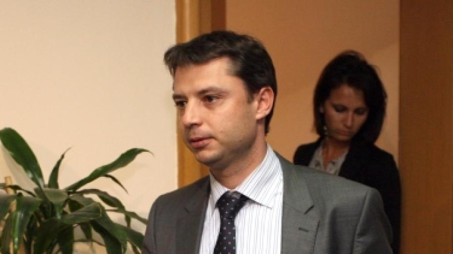 Министърът на икономиката, енергетиката и туризма Делян Добрев