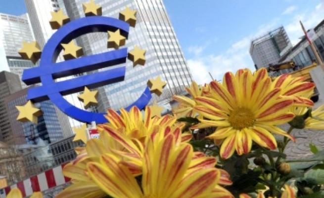 Шефът на ЕЦБ: Еврозоната излиза от кризата