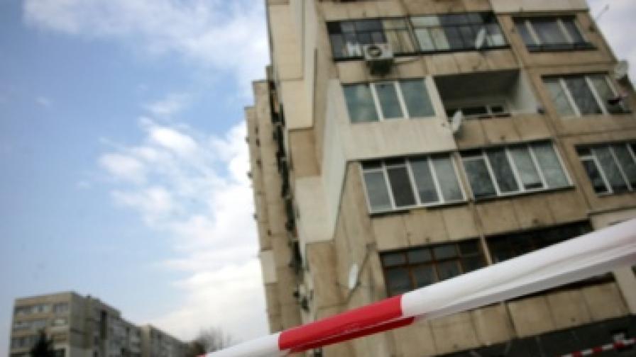 Блокът, пред който бе убит Кирил Кирилов