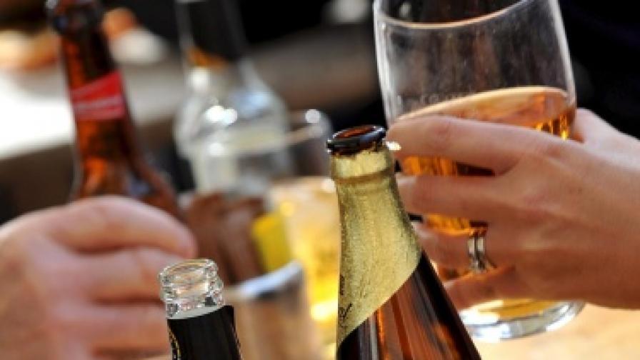 Учени: Алкохолът ни кара да се чувстваме по-секси