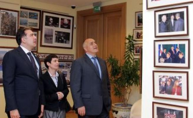 Борисов: Ще искаме помощ от ЕС за газ от Азербайджан
