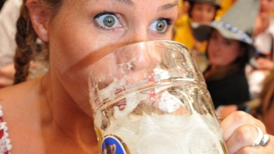 Пет бири и мъжът е по-красив?