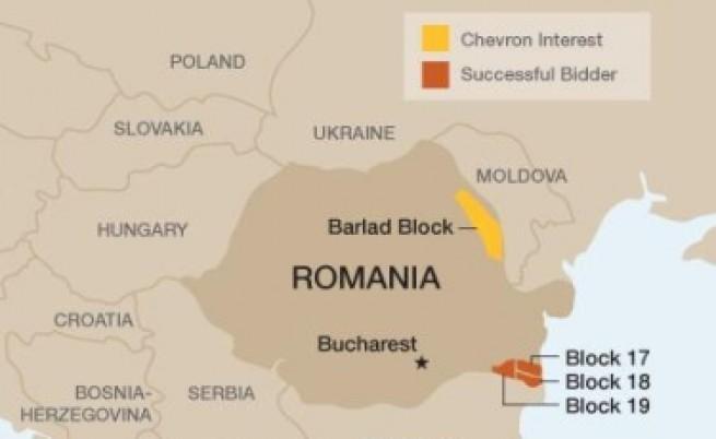 Румъния ще разчита и на шистовия газ