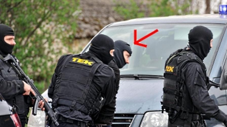 Мъж с мачете уби четирима в село до Будапеща