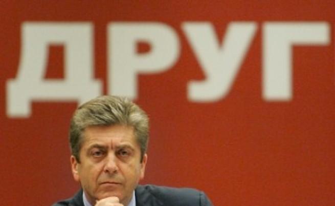 Първанов: Не съм във война със Станишев, но сме конкуренти