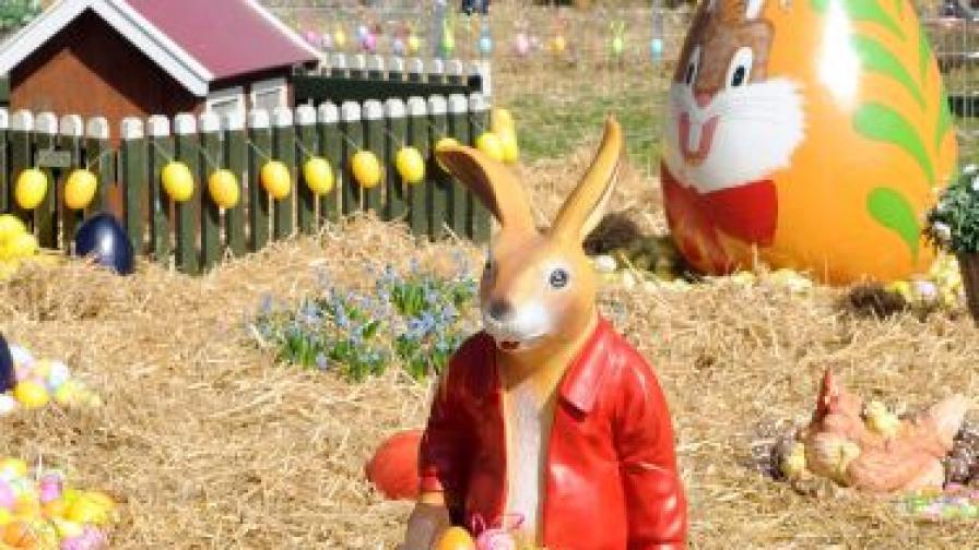 Откъде идва заекът на Великден?