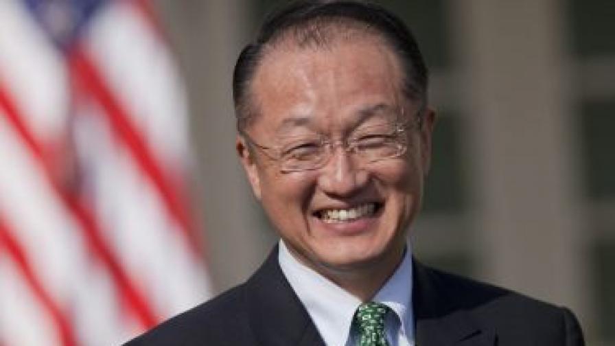 Американецът Джим Йон Ким е избран за президент на Световната банка