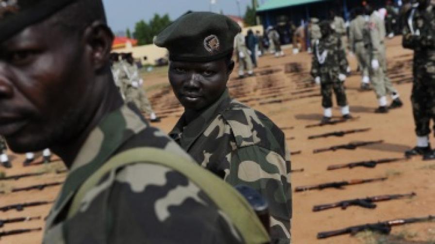 Петролът не стигна за двата Судана