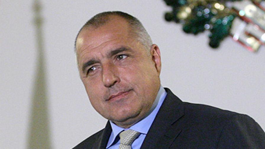 Борисов: Станишев да си лъска имиджа с нещо друго