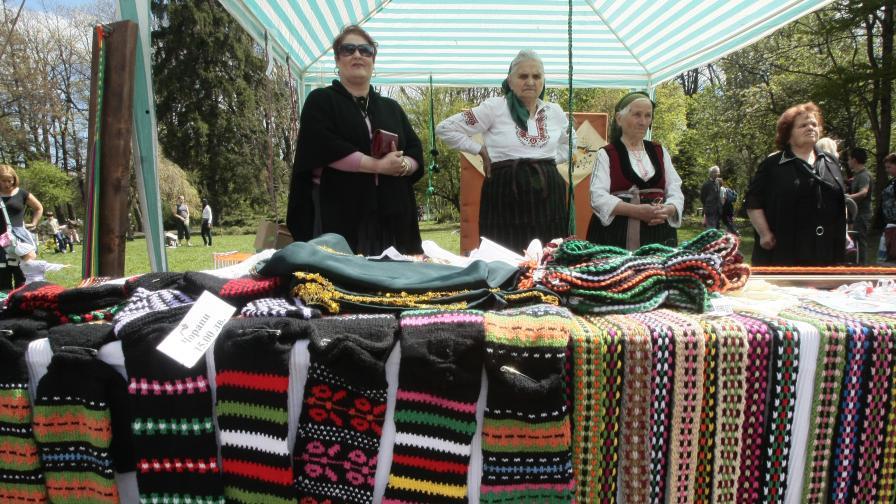 Панаир на традиционните занаяти в София