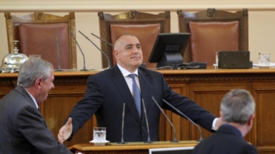 Борисов: Искаме дебат, Станишев: Не искате дебат