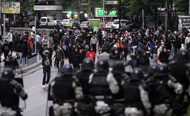 Престрелка в Скопие