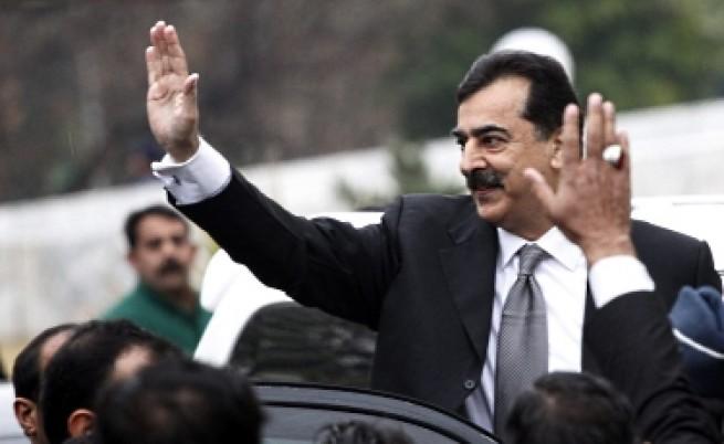 Пакистан осъди премиера си