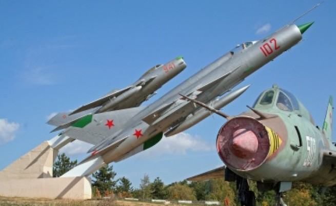 Инциденти с български военни самолети