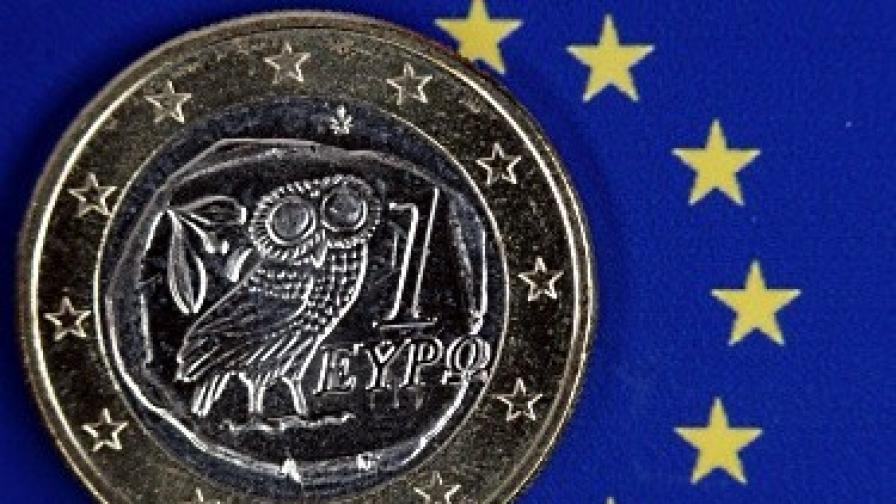Гърция не била виновна за еврокризата