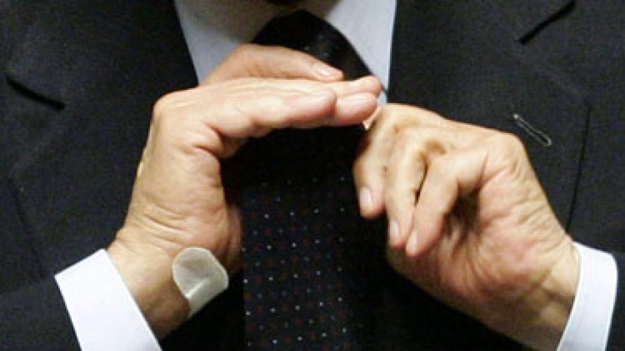 Без вратовръзка на работа!