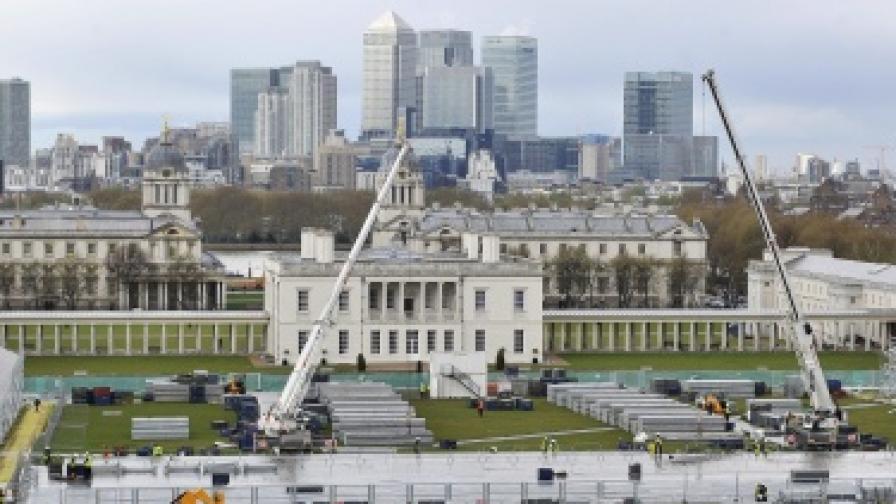 Заради Олимпиадата: Наемите в Лондон полудяха