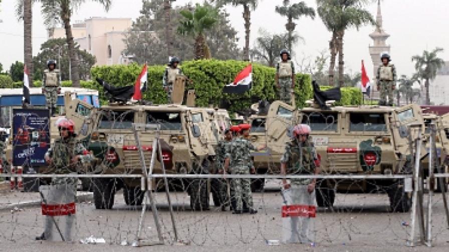 Сблъсъци в Кайро взеха 20 жертви