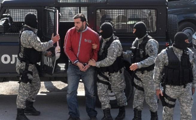 Пет обвинения за тероризъм в Скопие