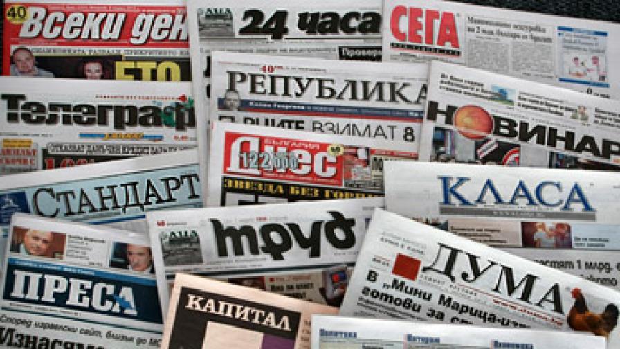 Г. Лозанов: Обществото се тревожи за свободата на медиите