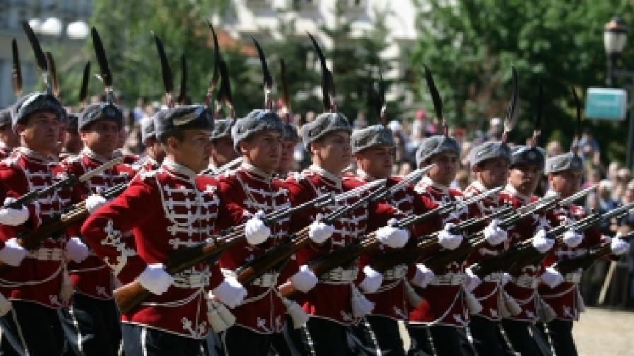 Гергьовден - Ден на храбростта и Празник на армията