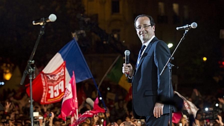 Оланд: С мен се надига ново движение в Европа