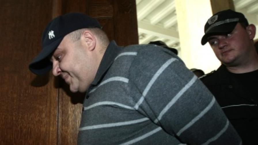 Софийски апелативен съд гледа мярката за неотклонение на Николай Русинов-Чеци, задържан за убийството на Яна Кръстева в Борисовата градина