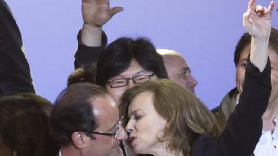 Уволниха журналист, обидил новата първа дама на Франция